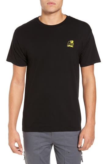 Obey Special Reserve Graphic T-Shirt, Black