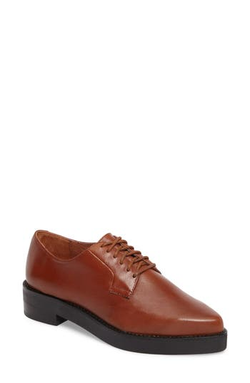 Jeffrey Campbell Cure Oxford- Brown