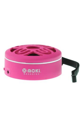Moki Bassdisc Bluetooth Speaker