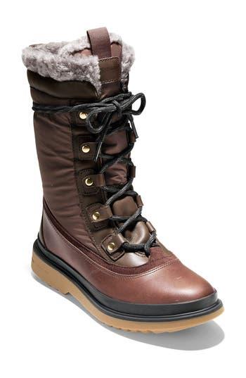 Cole Haan Millbridge Waterproof Boot, Brown