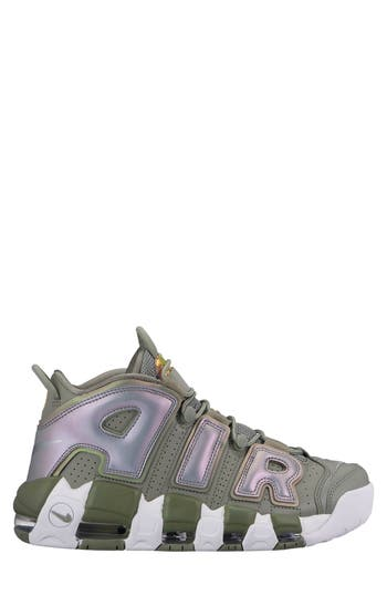 Nike Air More Uptempo Sneaker, Beige