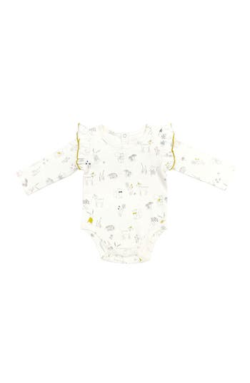 Infant Girls Petit Pehr Magical Forest Bodysuit