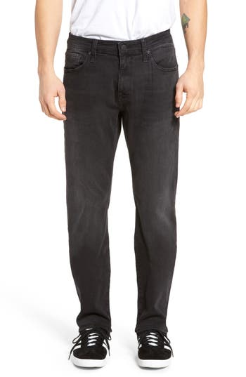 Mavi Jeans Zach Straight Fit Jeans, Grey