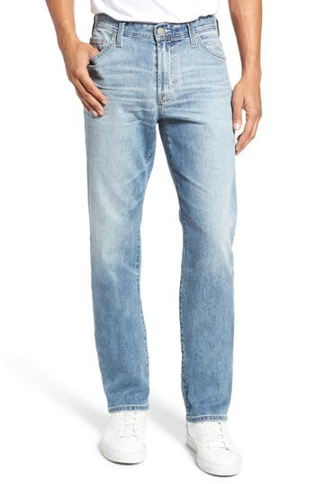 AG Everett Slim Straight Fit Jeans