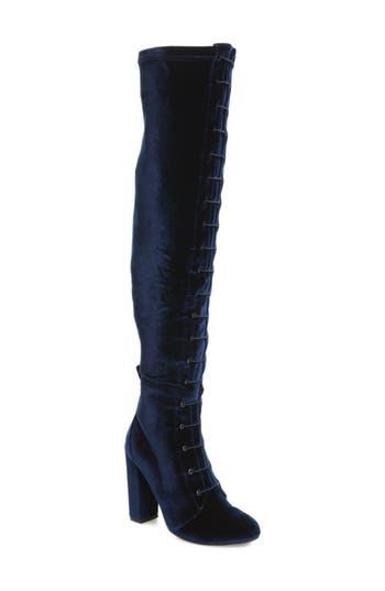 Chinese Laundry Benita Over The Knee Boot- Black