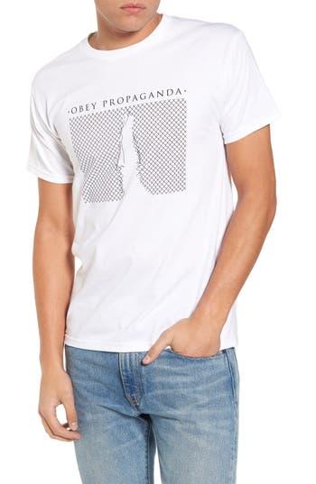 Obey Vip Premium T-Shirt, White