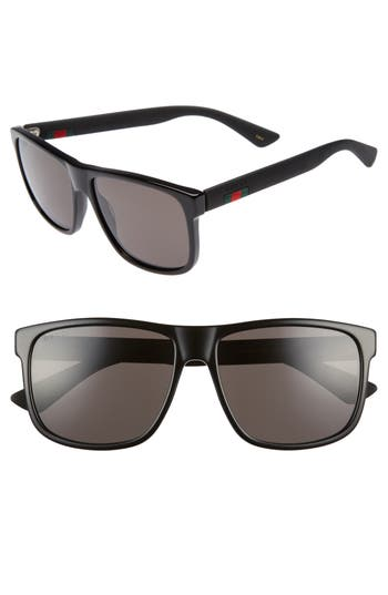 Gucci 58mm Sunglasses