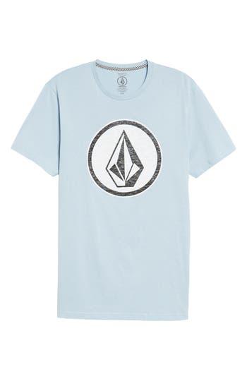 Volcom Classic Stone Graphic T-Shirt, Blue