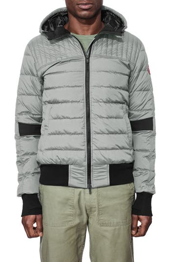 Canada Goose Cabri Hooded Down Jacket, Grey