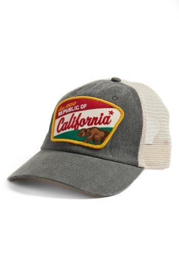 Women's American Needle Ravenswood - Destination California Hat - Grey at NORDSTROM.com