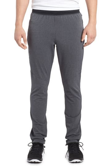 Under Armour Fitted Woven Training Pants, Grey