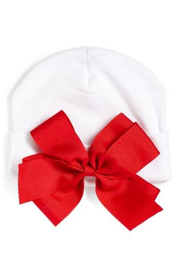 Plh Bows & Laces Knit Hat