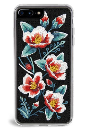 Zero Gravity Camellia Iphone 6/6S/7/8 & 6/6S/7/8 Plus Case - White