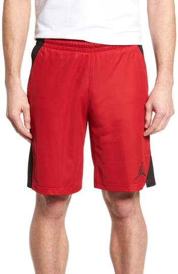 Nike Jordan Flight Basketball Shorts, Red