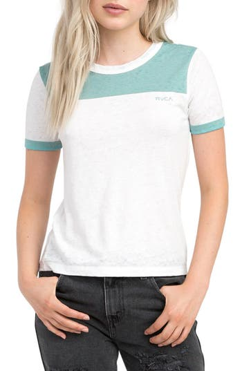 Rvca All Sport T-Shirt, White