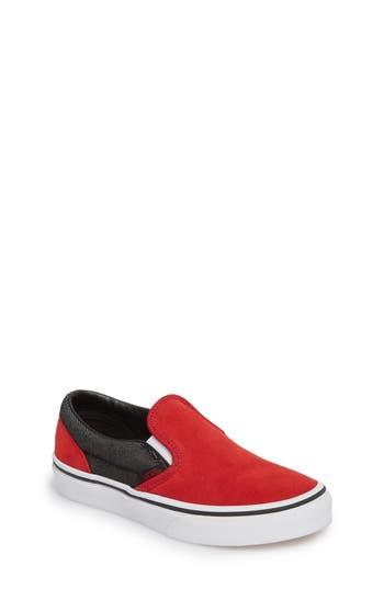 Boys Vans Classic SlipOn Size 7 M  Black
