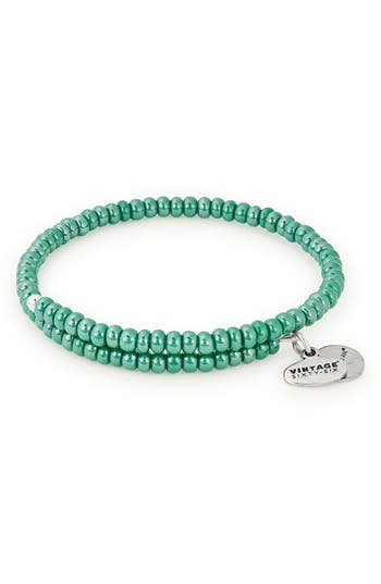 Women's Alex And Ani Color Palette Beaded Adjustable Bangle
