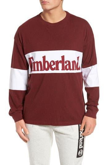 Timberland Logo Graphic T-Shirt