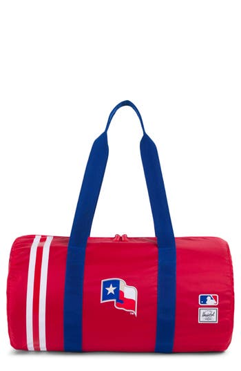 Herschel Supply Co. Packable - MLB American League Duffel Bag