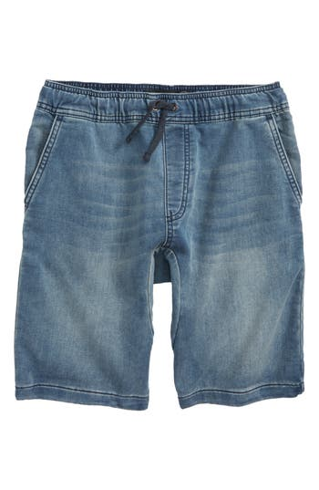 Boys Treasure  Bond Denim Jogger Shorts