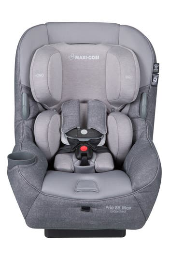 Infant MaxiCosi Pria(TM) 85 Max Nomad Collection Convertible Car Seat Size One Size  Grey