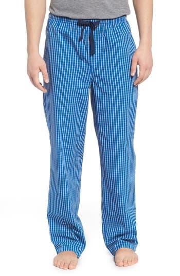 Nordstrom Men's Shop Poplin Pajama Pants