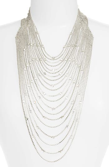 Cristabelle Mulistrand Crystal Necklace on Nordstrom Anniversary Sale