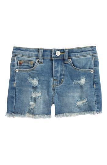 Infant Girls Hudson Kids Cutoff Denim Shorts