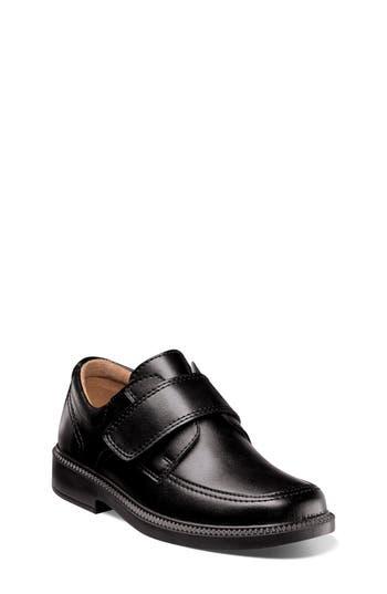 Boys Florsheim Berwyn SlipOn Size 5 M  Black