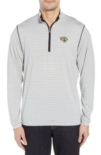 Cutter & Buck Meridian - Jacksonville Jaguars Half Zip Pullover
