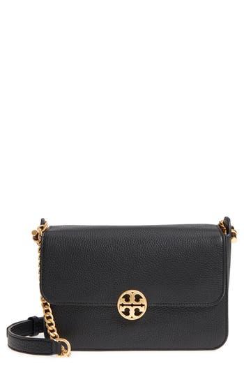 Tory Burch Chelsea Leather Crossbody Bag