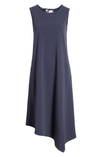 Womens NicZoe Sweet Escape Tank Dress Size Medium  Blue
