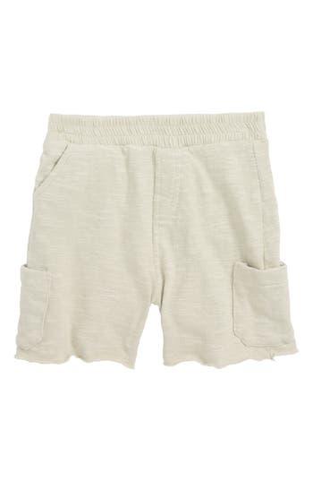 Infant Boys Peek Asher Knit Cargo Shorts