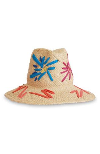 Lola Hats Mosko Raffia Hat