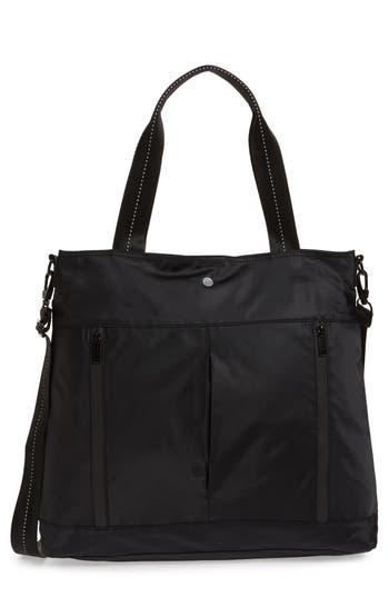 Zella Reflective Nylon Tote Bag