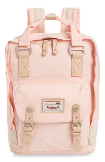 Doughnut Macaroon Water Resistant Backpack