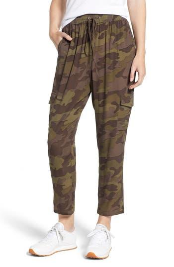 BP. Camouflage Cargo Pants