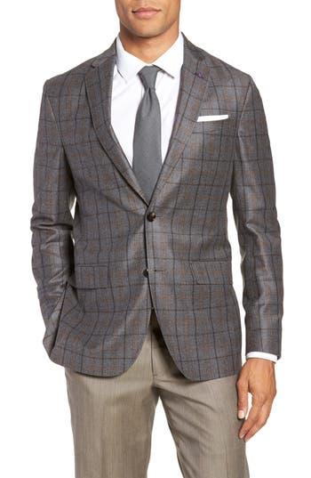 Ted Baker London Konan 2B Trim Fit Wool Sport Coat