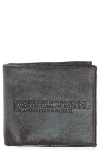 CALVIN KLEIN 205W39NYC Leather Wallet