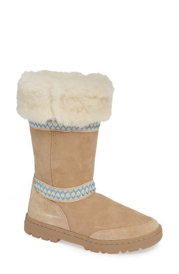 UGG® Sundance Revival Genuine Shearling Boot
