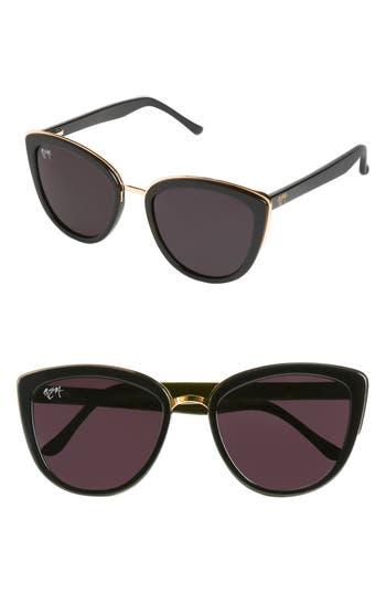 NEM 55mm Cat Eye Sunglasses
