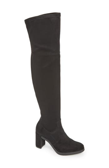 Wonders Over the Knee Stretch Boot (Women) (Wide Calf)