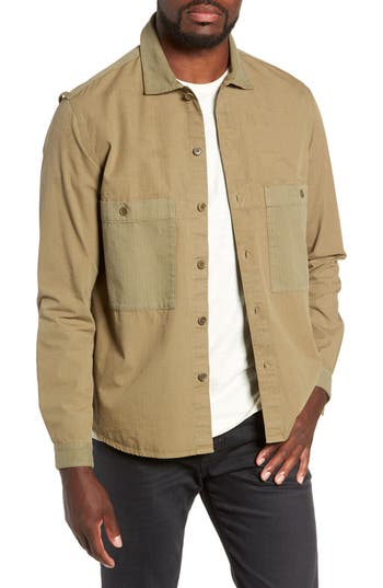 YMC YOU MUST CREATE LEVI'S MADE & CRAFTED(TM) SAVAGE REGULAR FIT SPORT SHIRT