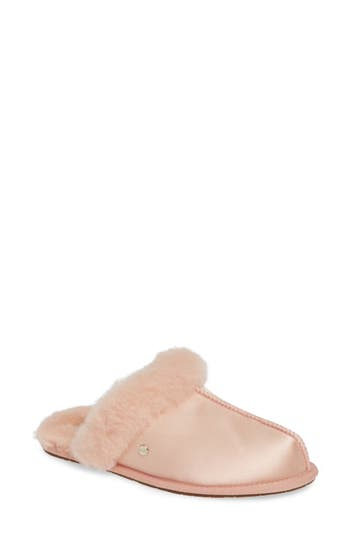 UGG® Scuffette II Satin Slipper
