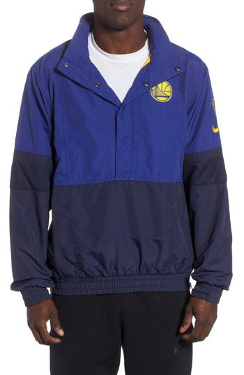 Nike Golden State Warriors Courtside Warm-Up Jacket