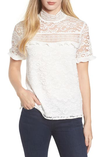 Gibson x Glam Squad Sheaffer Lace Top