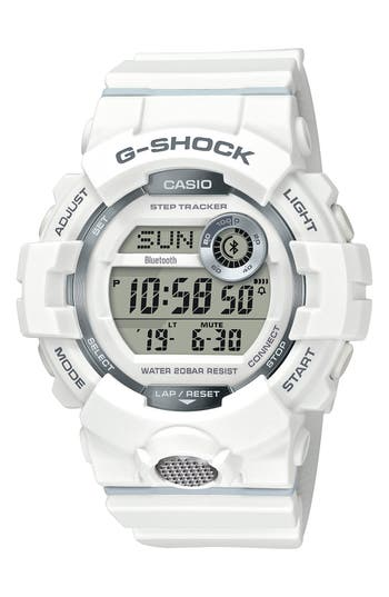 G-Shock Digi Resin Strap Watch, 49mm