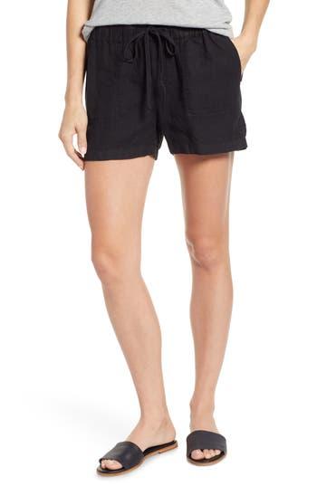 Caslon® Linen Shorts