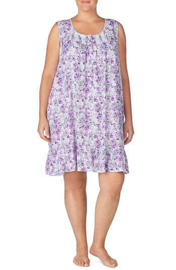 Eileen West Knit Waltz Nightgown