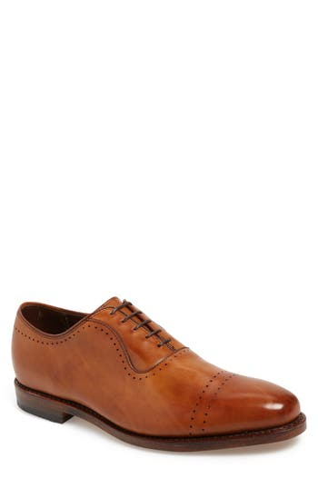 Allen Edmonds Arlington Cap Toe Oxford